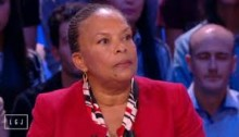 Christiane Taubira fait mouche face à Natacha Polony lors de son passage au Grand journal de canal plus.