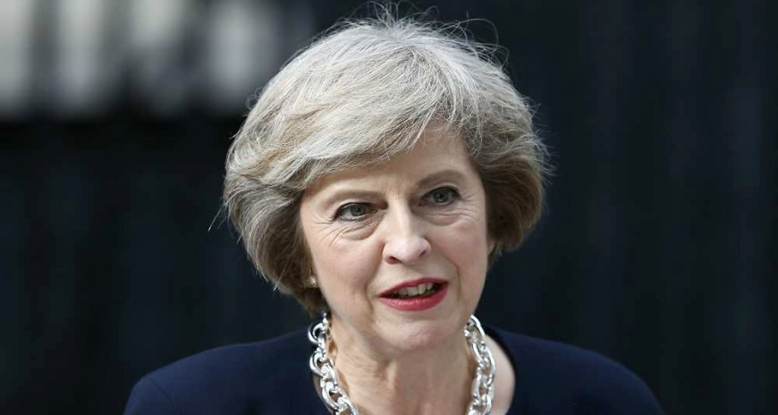 Theresa May, une nouvelle femme au casse-pipe
